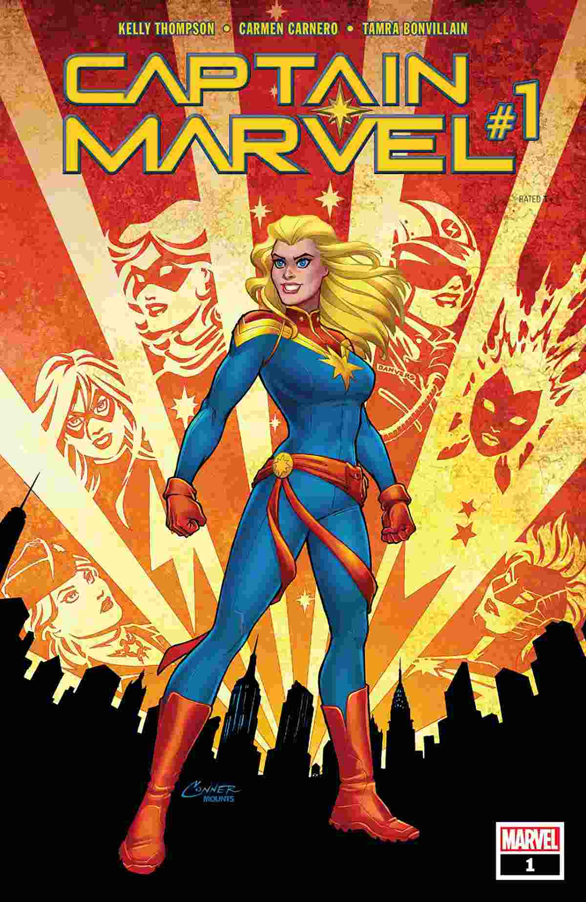 captain marvel comic download gratis